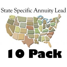 State Specific Annuity Lead 10 Pack