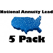 National Annuity Lead 5 Pack