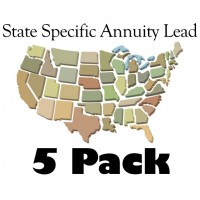 State Specific Annuity Lead 5 Pack
